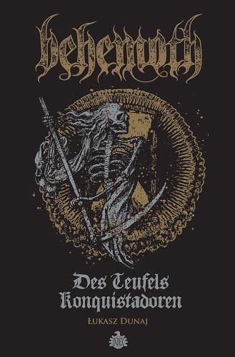 Behemoth - Des Teufels Konquistadoren - Cover