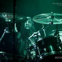 Joey Jordison Sinsaenum München 2018