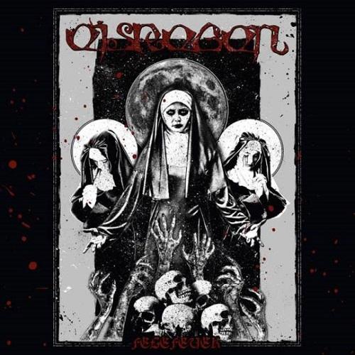 Eisregen - Fegefeuer - Cover