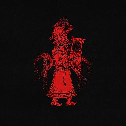 Wardruna - Skald - Cover