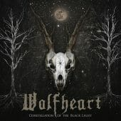 Wolfheart - Constellation Of The Black Light - CD-Cover