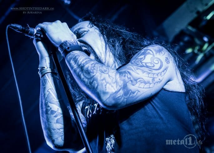 Cover - Amorphis w/ Soilwork, Jinjer, Nailed To Obscurity