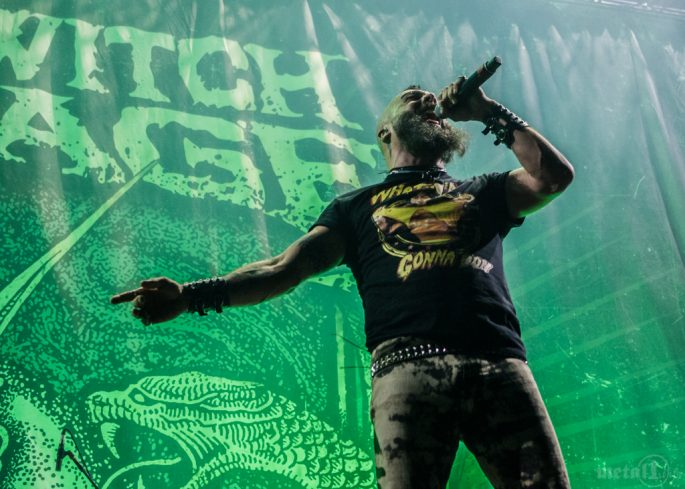 Cover - Parkway Drive w/ Killswitch Engage, Thy Art Is Murder