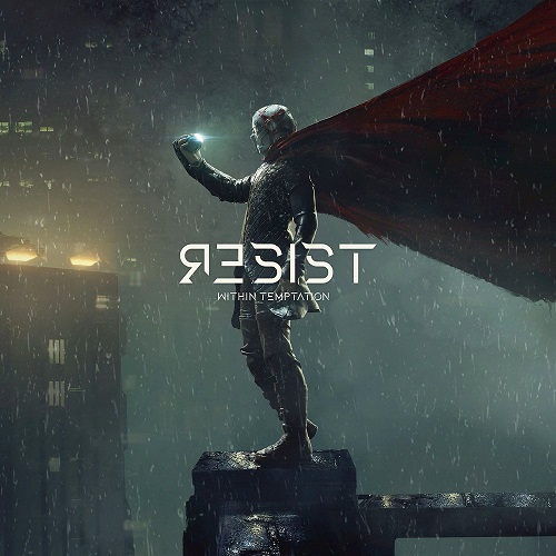 Within Temptation - Resist - Cover