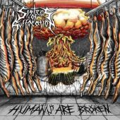 Sisters Of Suffocation - Humans Are Broken - CD-Cover