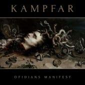 Kampfar - Ofidians Manifest - CD-Cover