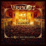 Cover - Versengold – Nacht der Balladen