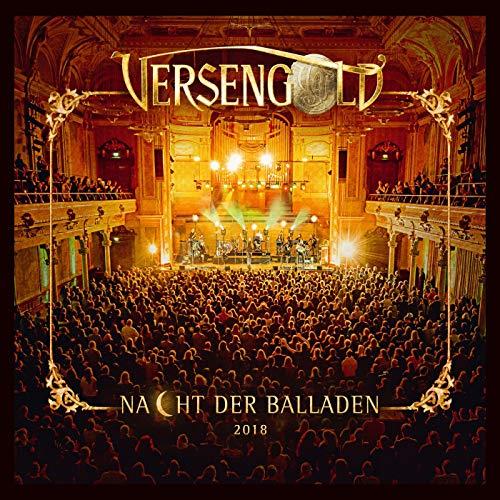 Versengold - Nacht der Balladen - Cover
