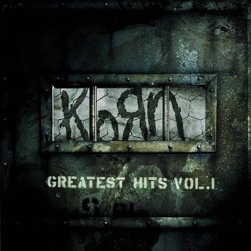 Korn - Greatest Hits Vol. 1 - Cover