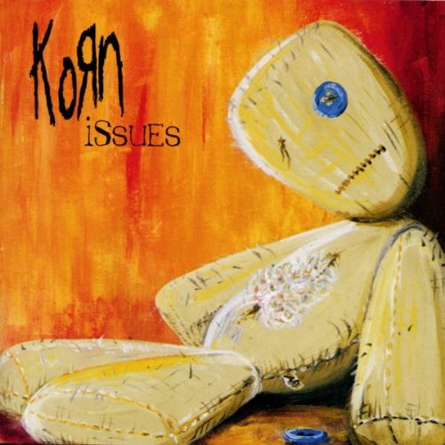 Korn - Issues - Cover