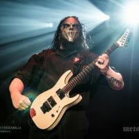Slipknot Leipzig 2019 Mick Thomson