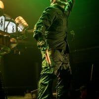 """Slipknot Leipzig 2019 Shwan """"Clown"""" Crahan"""
