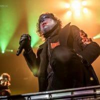 """Slipknot Leipzig 2019 Corey Taylor Shwan """"Clown"""" Crahan"""