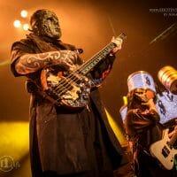 """Slipknot Leipzig 2019 Alex """"V-Man"""" Venturella Mick Thomson"""