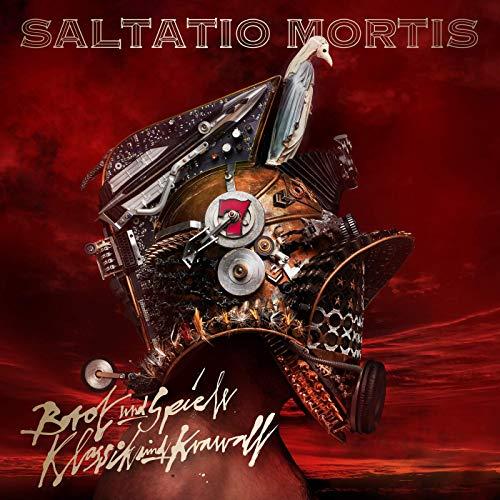 Saltatio Mortis - Brot und Spiele - Klassik und Krawall - Cover