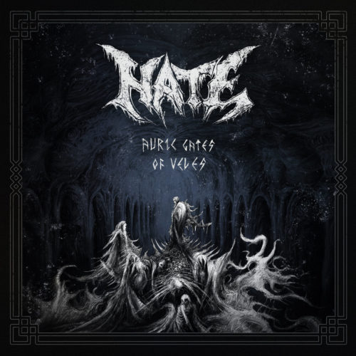 Hate - Auric Gates Of Veles - Cover