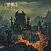 Memoriam - Requiem For Mankind - CD-Cover