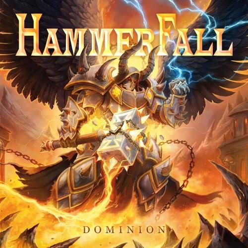 Hammerfall - Dominion - Cover