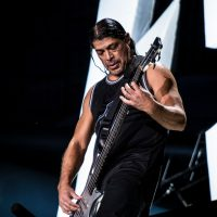 Robert Trujillo Metallica München 2019