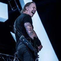 James Hetfield Metallica München 2019