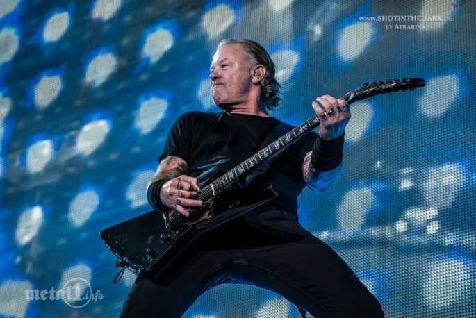 Cover - Metallica w/ Ghost, Bokassa