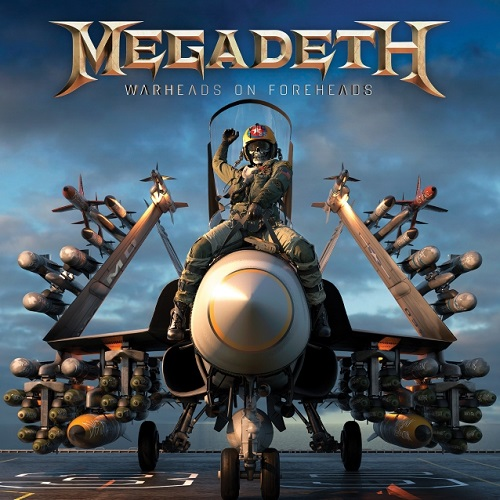 Megadeth - Warheads On Foreheads - Cover