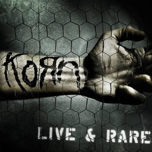 Korn - Live & Rare - Cover