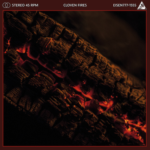 Mosaic - Cloven Fires (Single) - Cover