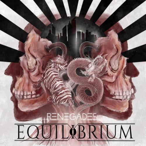 Equilibrium - Renegades - Cover