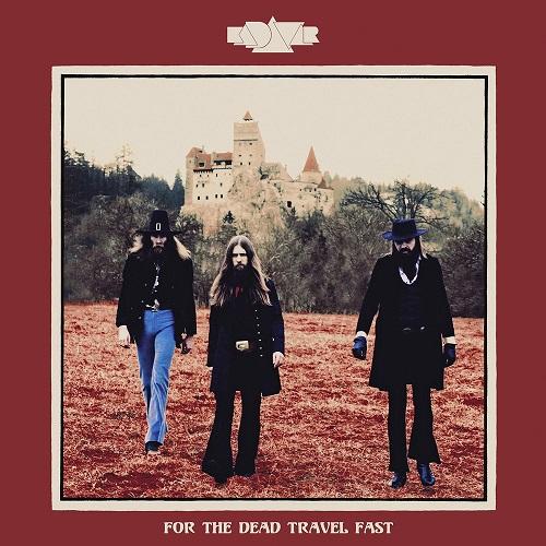 Kadavar - For The Dead Travel Fast - Cover