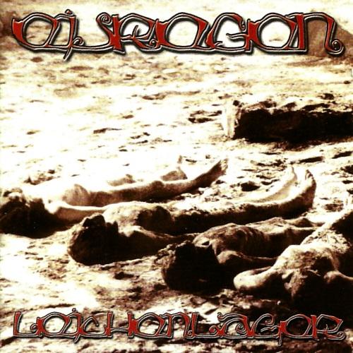 Eisregen - Leichenlager - Cover