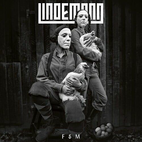 """Das Artwork des Lindemann-Albums """"F & M"""""""