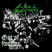 Sodom - Out Of The Frontline Trench (EP) - CD-Cover