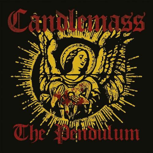 """Das Cover von """"The Pendulum"""" von Candlemass"""