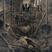 Ereb Altor - Järtecken - CD-Cover