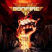 Bonfire - Fistful Of Fire - CD-Cover