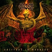 Vader - Solitude In Madness - CD-Cover