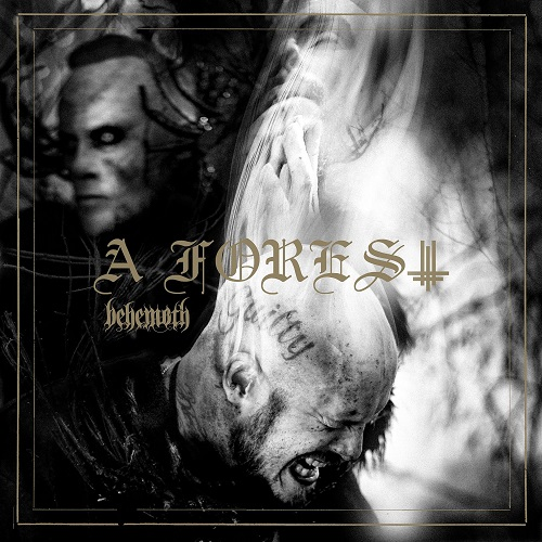 Cover - Behemoth – A Forest (EP)