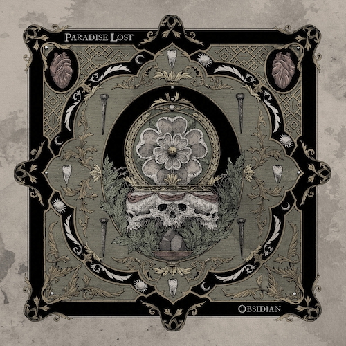 Cover - Paradise Lost – Obsidian