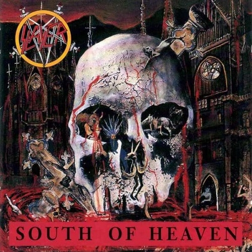 Slayer - South Of Heaven - Cover