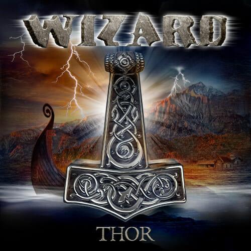 """Das Cover von """"Thor"""" von Wizard"""