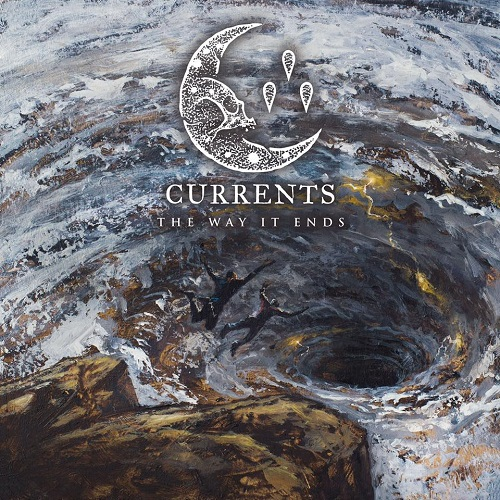 Currents - The Way It Ends - Cover