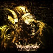 Dawn Of Ashes - The Antinomian - CD-Cover