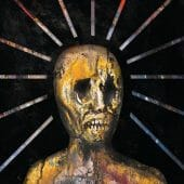 END - Splinters From An Ever-Changing Face - CD-Cover