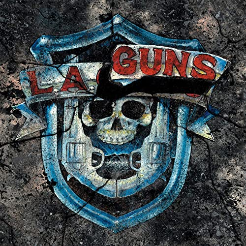 Cover - L.A. Guns – The Missing Peace