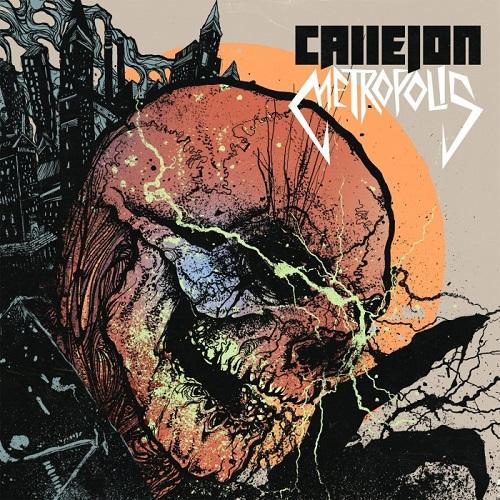 Cover - Callejon – Metropolis