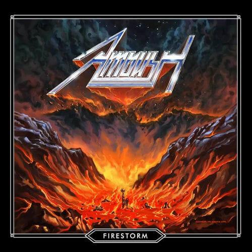 """Das Cover von """"Firestorm"""" von Ambush"""