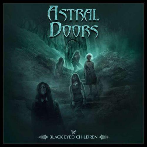 Cover - Astral Doors – Black Eyed Children