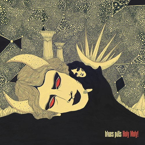 Cover - Blues Pills – Holy Moly!