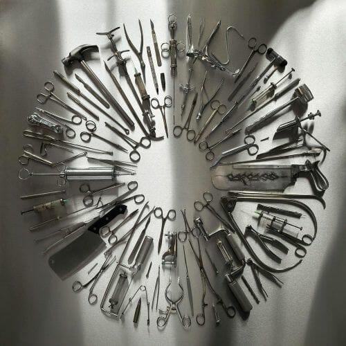 """Das Cover von """"Surgical Steel"""" von Carcass"""